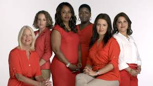 behind national wear red day go red for women