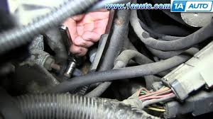 how to install engine crankshaft positon sensor 2 7l 2001 06