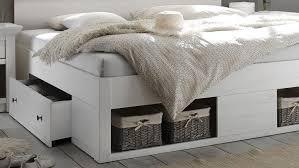 Schlafzimmer Pinie Westerland Doppelbett Bettgestell Für Schlafzimmer Pinie Weiß 180