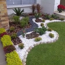 Small Landscaping Ideas Best 25 White Gravel Ideas On Pinterest Small Garden Ideas