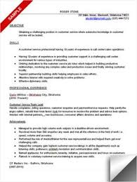 Skills Examples Resume by Customer Service Resume Skills Sample Resume Cover Letter For