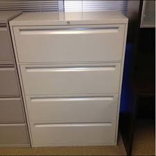 Steel Lateral File Cabinet by Office Clearance Wiltshire Used Haworth 4 Drawer Cream Steel