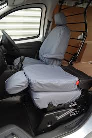 peugeot bipper van bipper 2008 on easy fit tailored van seat covers