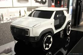 bronco prototype art center grad ki hang nam u0027s ford nissan and red cross concepts