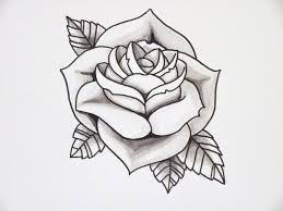 outline of rose tattoo tattoo collection for rose tattoo tattoo