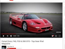 f50 top gear we the 90s 10 awesome cars from the decade
