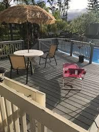 table and chair rentals big island big island hideaway a taste of aloha big island style dogs