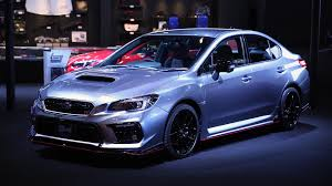 subaru wrx hatch silver subaru prepares sti packages for 2017 tokyo auto salon