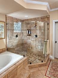 pleasant master bedroom with bathroom design concept on bathroom