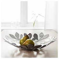 stockholm bowl stainless steel 42 cm ikea