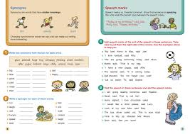 Synonyms For Customer English Age 7 8 Letts Make It Easy Amazon Co Uk Letts Ks2