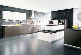 German Kitchen Furniture Agreeable White Brown Colors German Kitchen Cabinets Features