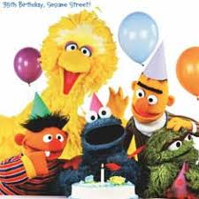 sesame birthday kiddy s corner happy birthday sesame