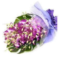 Orchid Bouquet Florist Kl Malaysia Delivering Fresh Flowers Everyday Online
