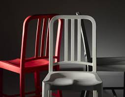 Coca Cola Chairs Emeco Unveils Navy Chair Made Of 111 Up Cycled Coke Bottles
