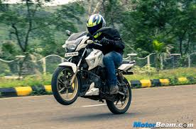 tvs motocross bikes tvs apache rtr 180 abs long term report