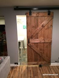 Sliding Barn Doors In Homes by Sliding Barn Doors My Life From Home