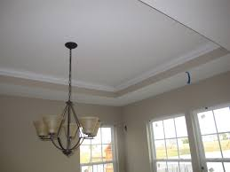 dining room molding decor exciting dining room design with five light chandelier and