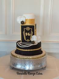 sweet 16 cakes the great gatsby sweet sixteen cake cakecentral