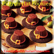 thanksgiving day pilgrim cookie candies country times