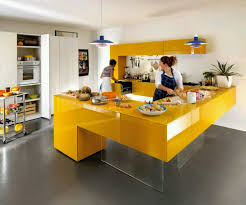 kitchen captivating kitchen designs ideas yellow cabinets best