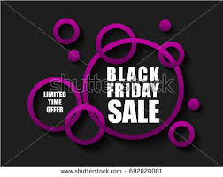 black friday pink sale 15 off black friday sale promotional stock vector 655137697