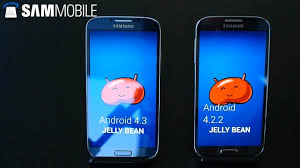 android 4 2 jelly bean samsung galaxy s4 i9505 and note ii jelly bean 4 3 test firmware leaks