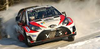 toyota motors japan wrc overall victory for toyota after just two rounds of the