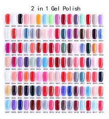 wholesale gel polish varnish uv led glitter color series uv gel no