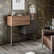 portos italian styled small bar cabinet by andrea lucatello