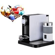 machine caf bureau 19 bar à expresso automatique machine à café capsule machine à café