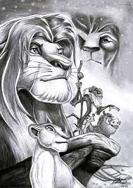 25 lion king drawings ideas lion king