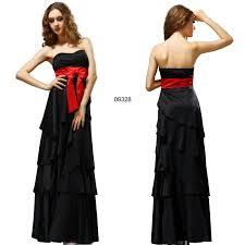 cheap long black plus size prom dresses 2017