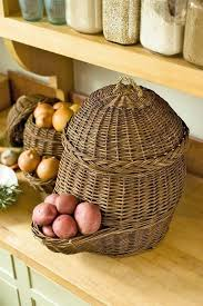 fruit and vegetable baskets 25 insanely clever storage solutions for fruits and vegetables