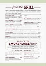 restaurants with light menus arbuckles restaurant classic american food cocktail bar arbuckles