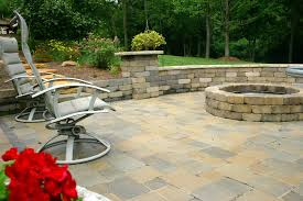 paver patio design northern ky showplace landscaping