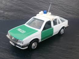 opel ascona opel ascona c u0026quot polizei u0026quot model cars hobbydb