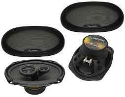 nissan frontier subwoofer box nissan frontier 2005 2015 oem speaker upgrade harmony r69 r65