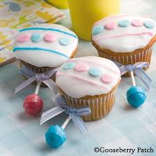 best 25 baby rattle cupcakes ideas on pinterest baby shower