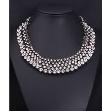 vintage crystal choker necklace images Hong kong sar vintage crystal queen choker collar bib necklace jpg