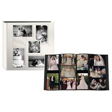 pioneer high capacity photo album pioneer 5 up sewn embossed collage frame photo 12 inch album