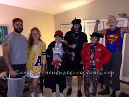 Adam Family Halloween Costumes by The Goonies Never Say Die Group Costume Halloween Costume