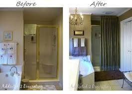 Bedroom Before And After Makeover - bathroom makeover pictures before and after