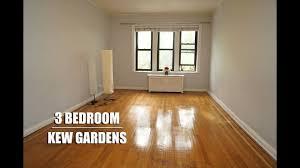 Three Bedroom Apartments In Queens by Massive 3 Bedroom Plus Den Apartment For Rent In Kew Gardens