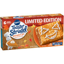 pillsbury toaster strudel limited edition strawberry cupcake