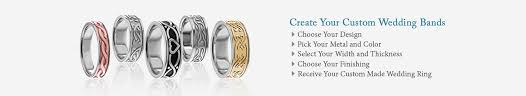 celtic wedding rings wedding bands celtic knot bands