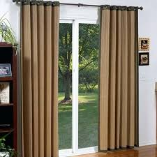 Amazon Door Curtains Window Coverings For Glass Front Doors Glass Doors Get Curtains