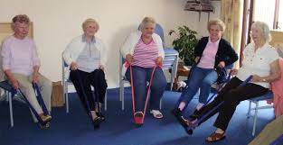 Armchair Aerobics Exercises Otago U0026 Chair Based Exercise Classes Home Fitness Hertfordshire