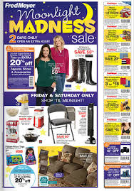 fred meyer moonlight madness 2 day sale 11 22 11 23