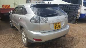 price of lexus car in kenya panic as kra recalls 124 personal cars over tax issues business